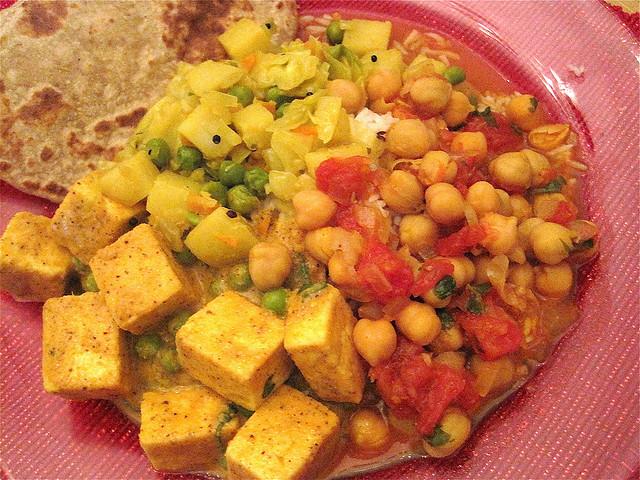 International Vegetarian Foods Boost Metabolism and Build Lean Muscle