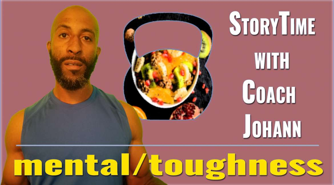One the toughest people I trained was bipolar and never quit…