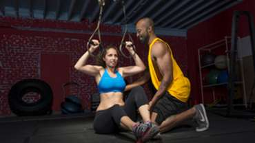A Beastly TRX Workout Routine for the Advanced & Adventurous