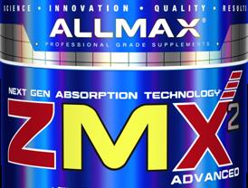 ZMA Supplement ZMX2, Nutrition's Odd Ball Stack
