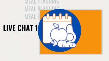 Meal Planning   Live Chat #1