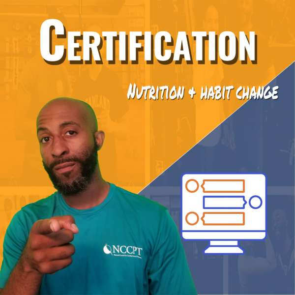 gym nutrition certification product image